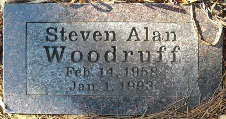 WOODRUFF, STEVEN ALAN - Faulkner County, Arkansas | STEVEN ALAN WOODRUFF - Arkansas Gravestone Photos