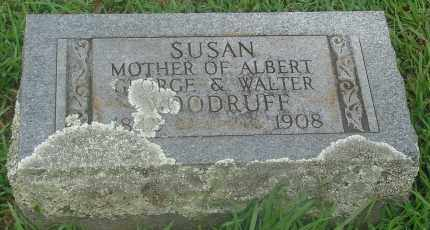 WOODRUFF, SUSAN - Faulkner County, Arkansas | SUSAN WOODRUFF - Arkansas Gravestone Photos