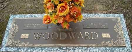WOODWARD, LOYD C. - Faulkner County, Arkansas | LOYD C. WOODWARD - Arkansas Gravestone Photos