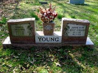 YOUNG, JOHNNIE RUTH MOUNT - Faulkner County, Arkansas | JOHNNIE RUTH MOUNT YOUNG - Arkansas Gravestone Photos