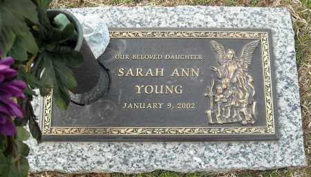 YOUNG, SARAH ANN - Faulkner County, Arkansas | SARAH ANN YOUNG - Arkansas Gravestone Photos