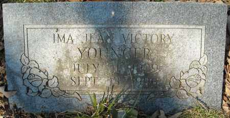 YOUNGER, IMA JEAN - Faulkner County, Arkansas | IMA JEAN YOUNGER - Arkansas Gravestone Photos