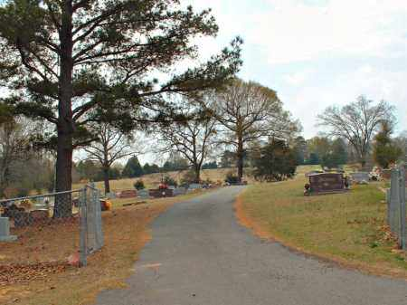 *BETHLEHEM CEMETERY OVERVIEW,  - Faulkner County, Arkansas |  *BETHLEHEM CEMETERY OVERVIEW - Arkansas Gravestone Photos