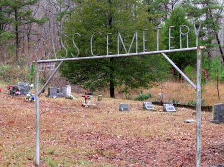 *CASS CEMETERY OVERVIEW,  - Franklin County, Arkansas |  *CASS CEMETERY OVERVIEW - Arkansas Gravestone Photos