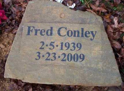 CONLEY, FRED - Franklin County, Arkansas | FRED CONLEY - Arkansas Gravestone Photos