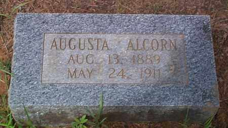 ALCORN, AUGUSTA - Franklin County, Arkansas | AUGUSTA ALCORN - Arkansas Gravestone Photos