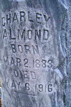 ALMOND, CHARLEY - Franklin County, Arkansas | CHARLEY ALMOND - Arkansas Gravestone Photos