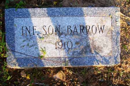 BARROW, INFANT SON - Franklin County, Arkansas | INFANT SON BARROW - Arkansas Gravestone Photos