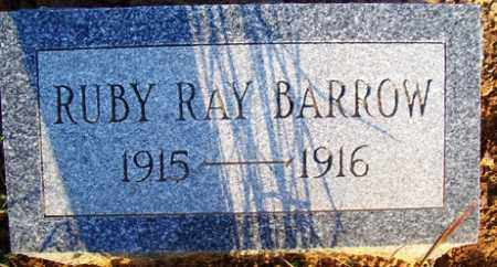 BARROW, RUBY RAY - Franklin County, Arkansas | RUBY RAY BARROW - Arkansas Gravestone Photos