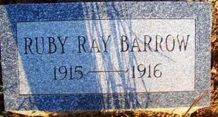 BARROW, RUBY RAY - Franklin County, Arkansas | RUBY RAY BARROW - Arkansas Gravestone Photos
