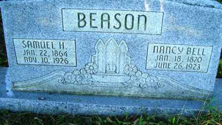 WOODS BEASON, NANCY BELL - Franklin County, Arkansas | NANCY BELL WOODS BEASON - Arkansas Gravestone Photos