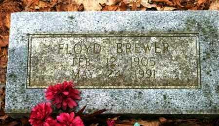 BREWER, FLOYD - Franklin County, Arkansas | FLOYD BREWER - Arkansas Gravestone Photos