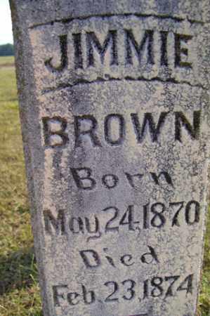 BROWN, JIMMIE - Franklin County, Arkansas | JIMMIE BROWN - Arkansas Gravestone Photos