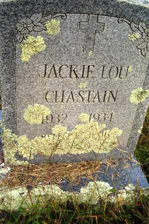 CHASTAIN, JACKIE LOU - Franklin County, Arkansas | JACKIE LOU CHASTAIN - Arkansas Gravestone Photos