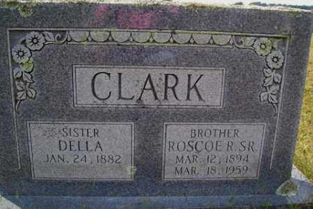 CLARK, DELLA - Franklin County, Arkansas | DELLA CLARK - Arkansas Gravestone Photos