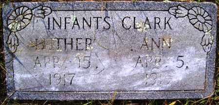 CLARK, ANN - Franklin County, Arkansas | ANN CLARK - Arkansas Gravestone Photos