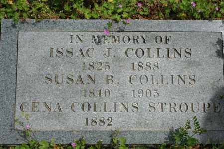 COLLINS, SUSAN - Franklin County, Arkansas | SUSAN COLLINS - Arkansas Gravestone Photos