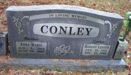 CONLEY, ROBERT LESTER - Franklin County, Arkansas | ROBERT LESTER CONLEY - Arkansas Gravestone Photos