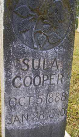 COOPER, SULA - Franklin County, Arkansas | SULA COOPER - Arkansas Gravestone Photos