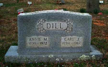 OWEN DILL, ANNA MELINDA. - Franklin County, Arkansas | ANNA MELINDA. OWEN DILL - Arkansas Gravestone Photos