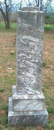 BUSH DILL, SARAH E. - Franklin County, Arkansas | SARAH E. BUSH DILL - Arkansas Gravestone Photos