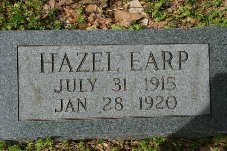EARP, HAZEL - Franklin County, Arkansas | HAZEL EARP - Arkansas Gravestone Photos