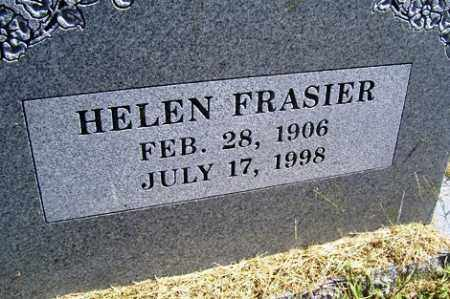 FRASIER, HELEN - Franklin County, Arkansas | HELEN FRASIER - Arkansas Gravestone Photos
