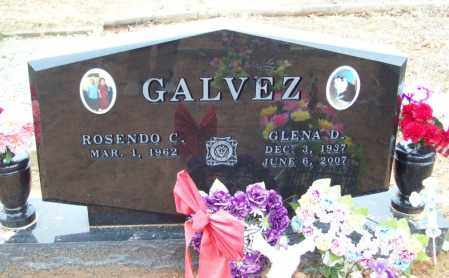 GALVEZ, GLENA D - Franklin County, Arkansas | GLENA D GALVEZ - Arkansas Gravestone Photos