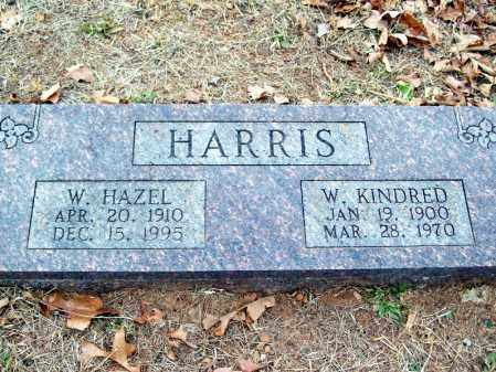 HARRIS, WILLIE HAZEL - Franklin County, Arkansas | WILLIE HAZEL HARRIS - Arkansas Gravestone Photos