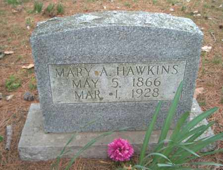 VERNON HAWKINS, MARY A. - Franklin County, Arkansas | MARY A. VERNON HAWKINS - Arkansas Gravestone Photos