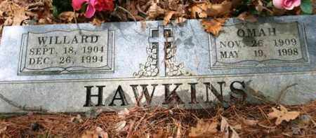 HAWKINS, WILLARD - Franklin County, Arkansas | WILLARD HAWKINS - Arkansas Gravestone Photos
