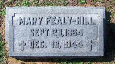 HILL, MARY - Franklin County, Arkansas | MARY HILL - Arkansas Gravestone Photos