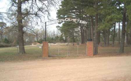 *HIXON CEMETERY ENTRANCE,  - Franklin County, Arkansas |  *HIXON CEMETERY ENTRANCE - Arkansas Gravestone Photos