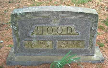 HOOD, NELLIE MAY - Franklin County, Arkansas | NELLIE MAY HOOD - Arkansas Gravestone Photos