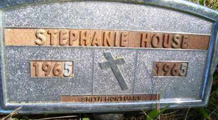 HOUSE, STEPHANIE - Franklin County, Arkansas | STEPHANIE HOUSE - Arkansas Gravestone Photos