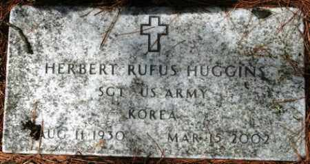 HUGGINS (VETERAN KOR), HERBERT RUFUS - Franklin County, Arkansas | HERBERT RUFUS HUGGINS (VETERAN KOR) - Arkansas Gravestone Photos