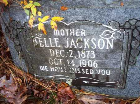 JACKSON, BELLE - Franklin County, Arkansas | BELLE JACKSON - Arkansas Gravestone Photos