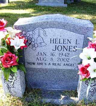 JONES, HELEN L. - Franklin County, Arkansas | HELEN L. JONES - Arkansas Gravestone Photos