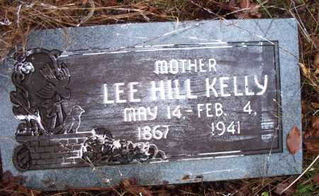 HILL KELLY, LEE - Franklin County, Arkansas | LEE HILL KELLY - Arkansas Gravestone Photos