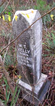 KELLY, W T - Franklin County, Arkansas | W T KELLY - Arkansas Gravestone Photos