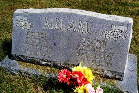 "MILAM, SUSAN REBECCA ""SUSIE"" - Franklin County, Arkansas 