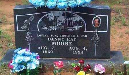 MOORE, DANNY RAY - Franklin County, Arkansas | DANNY RAY MOORE - Arkansas Gravestone Photos