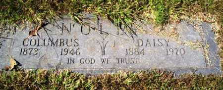 NOLEN, COLUMBUS - Franklin County, Arkansas | COLUMBUS NOLEN - Arkansas Gravestone Photos