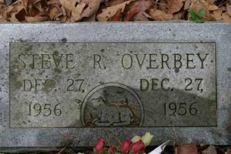OVERBEY, STEVE R - Franklin County, Arkansas | STEVE R OVERBEY - Arkansas Gravestone Photos
