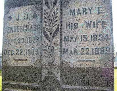 PENDERGRASS, MARY E. - Franklin County, Arkansas | MARY E. PENDERGRASS - Arkansas Gravestone Photos