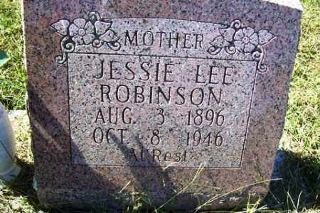 CODDINGTON ROBINSON, JESSIE LEE - Franklin County, Arkansas | JESSIE LEE CODDINGTON ROBINSON - Arkansas Gravestone Photos