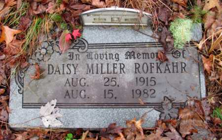 ROFKAHR, DAISY - Franklin County, Arkansas | DAISY ROFKAHR - Arkansas Gravestone Photos