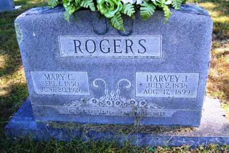 ROGERS, MARY C. - Franklin County, Arkansas | MARY C. ROGERS - Arkansas Gravestone Photos