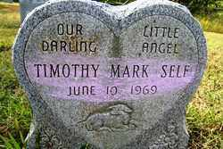 SELF, TIMOTHY MARK - Franklin County, Arkansas | TIMOTHY MARK SELF - Arkansas Gravestone Photos