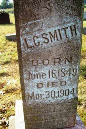 SMITH, L  C - Franklin County, Arkansas | L  C SMITH - Arkansas Gravestone Photos